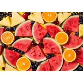 Pastèques / Oranges