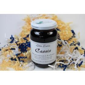 Confiture Gelée de Cassis 420g X6