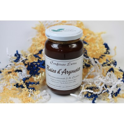 Confiture Baies d'argousier 420g