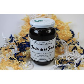 Confiture Fruits de la forêt 420g