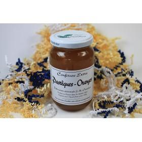 Confiture Pastèques / Oranges 420g