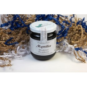 Confiture Myrtilles 250g