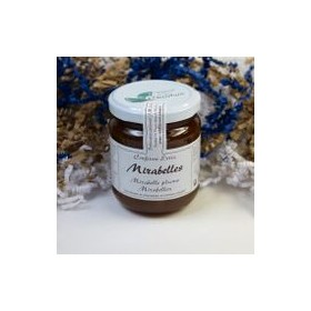 Confiture Mirabelle 250g