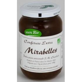 Confitures Mirabelles BIO 420g