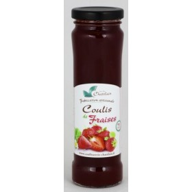 Coulis Tradition Fraises
