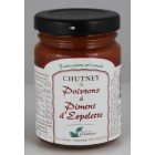 Chutneys Poivrons & Piment d'Espelette