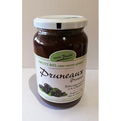 100% Fruits BIO Pruneaux 360g