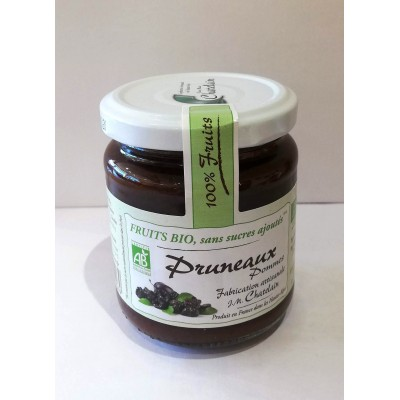 100% Fruits BIO Pruneaux 200g