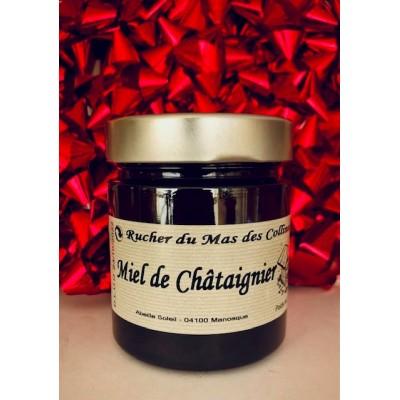 Miel Chataignier 250g Origine France