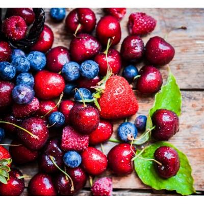Coulis 4 Fruits Rouges Terroir